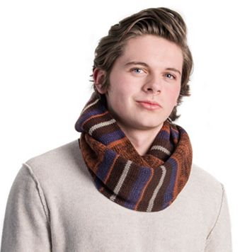 Men's MUK LUKS Reversible Scarf
