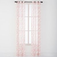 National 2-pack Della Curtain