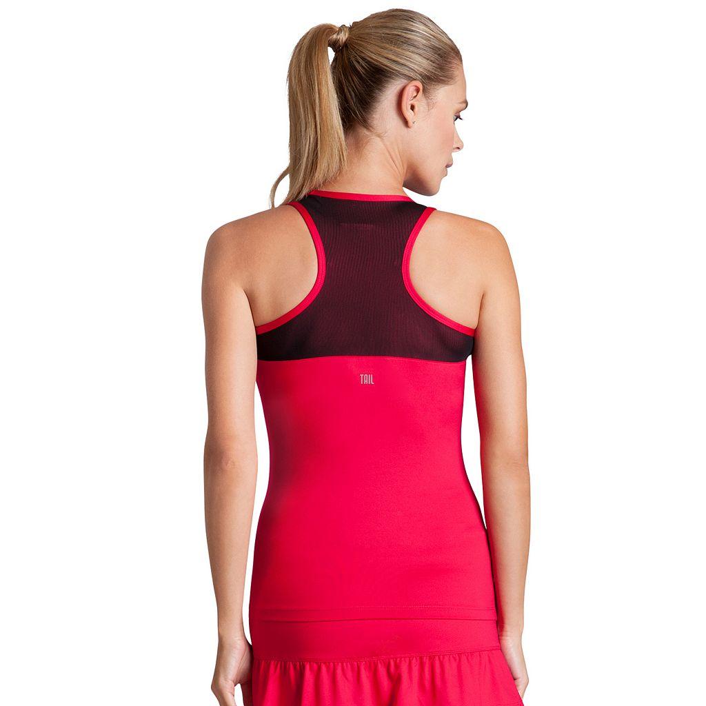 Women's Tail Stephania Racerback Tennis Tank Top