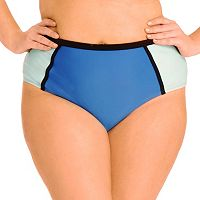 Plus Size Paramour High-Waisted Bikini Bottoms
