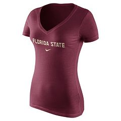 Women's Nike Florida State Seminoles Wordmark Tee
