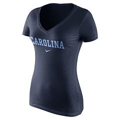Women's Nike North Carolina Tar Heels Wordmark Tee
