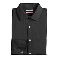 Men's Croft & Barrow® Classic-Fit Easy-Care Spread-Collar Dress Shirt