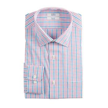Croft & Barrow Men's Classic-Fit Easy Care Spread Collar Dress Shirt