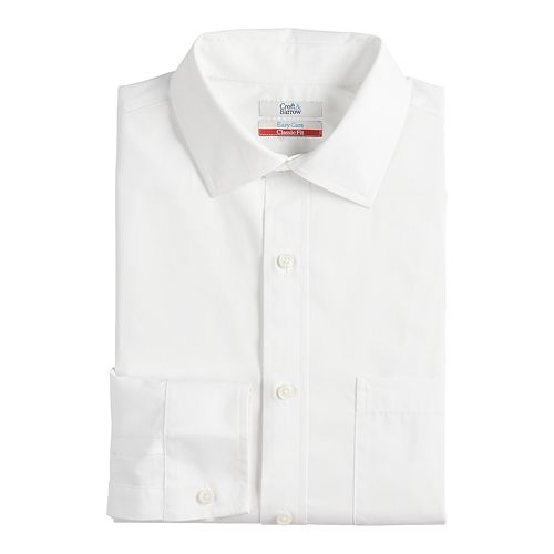 90d4ca6d93 Men's Croft & Barrow® Dress Shirt