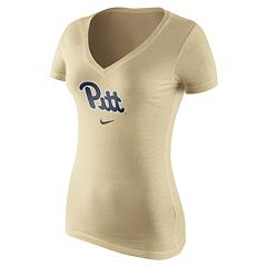 Women's Nike Pitt Panthers Wordmark Tee