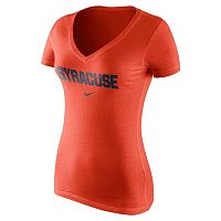 Women's Nike Syracuse Orange Wordmark Tee