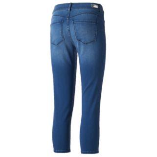 Women's Juicy Couture Flaunt It Skinny Capri Jeans