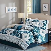 Madison Park Aisha 7 pc Comforter Set