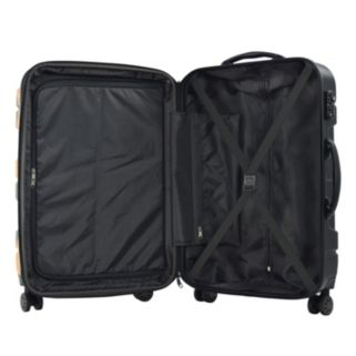 Travelers Club Wilder Camouflage 3-Piece Hardside Dual Spinner Luggage Set