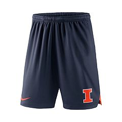 Men's Nike Illinois Fighting Illini Football Dri-FIT Shorts
