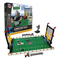 OYO Sports Carolina Panthers 405-Piece Game Time Building Block Set