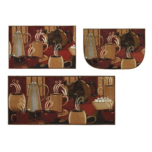 Mohawk® Home One More Cup Kitchen Rug
