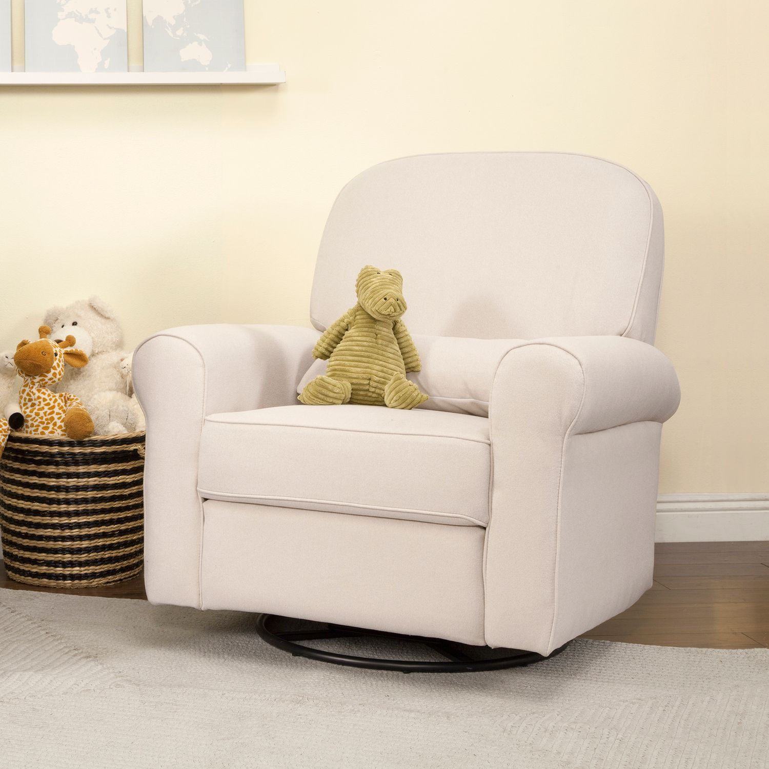 Ruby Recliner / Glider By DaVinci