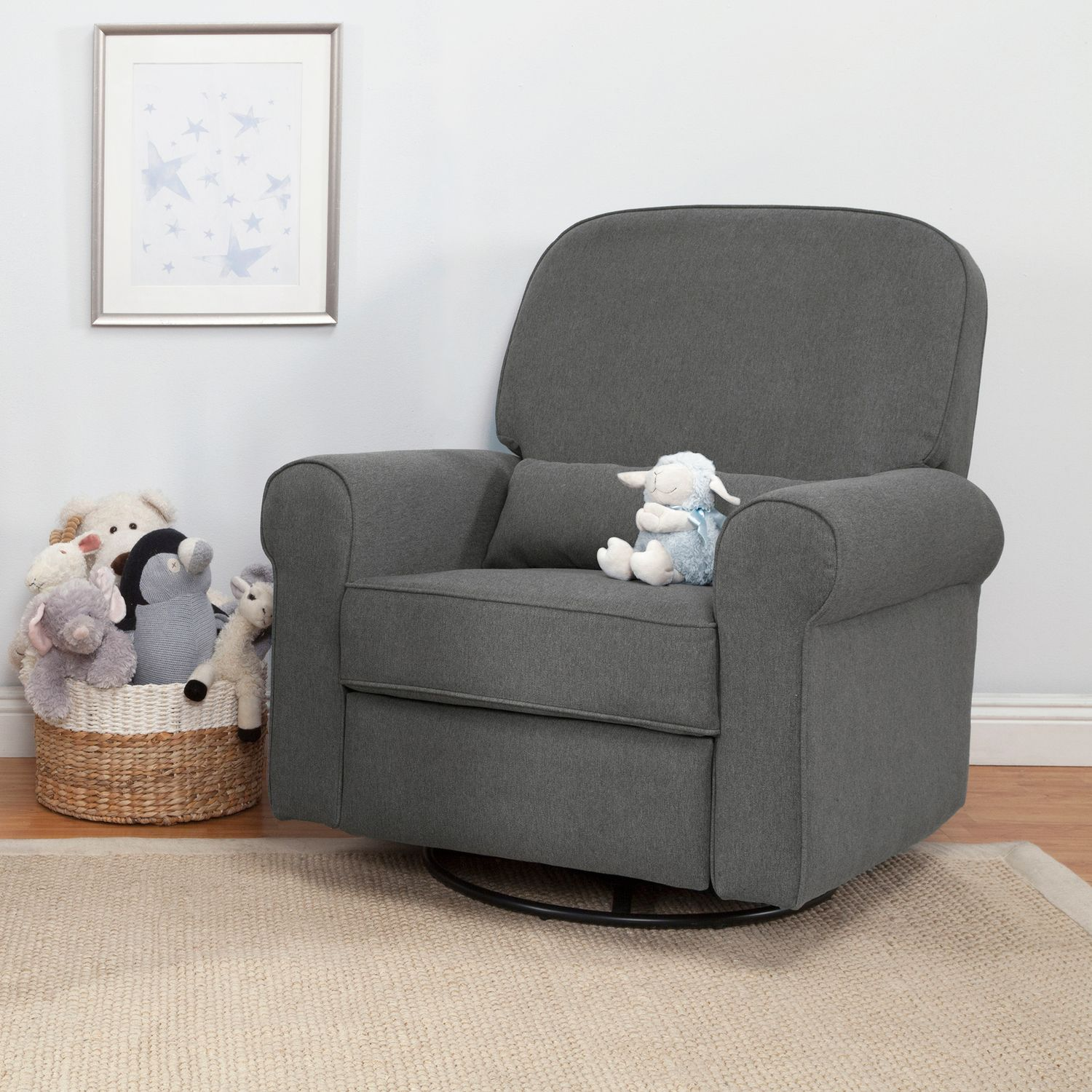 Ruby Recliner / Glider by DaVinci : glider chair for nursery - Cheerinfomania.Com