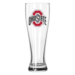 Boelter Ohio State Buckeyes Clear Pilsner Glass
