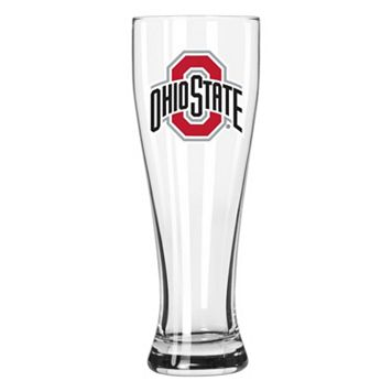 Boelter Ohio State Buckeyes Clear Pilsner Glass