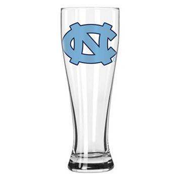 Boelter North Carolina Tar Heels Clear Pilsner Glass