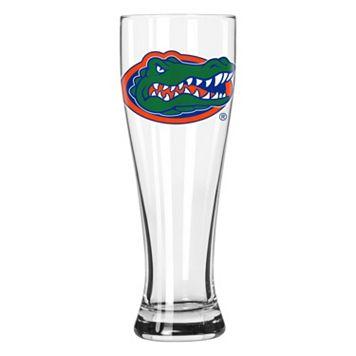 Boelter Florida Gators Clear Pilsner Glass