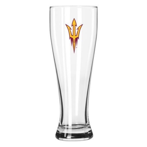 Boelter Arizona State Sun Devils Clear Pilsner Glass