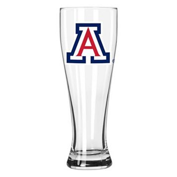 Boelter Arizona Wildcats Clear Pilsner Glass