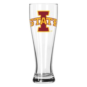 Boelter Iowa State Cyclones Clear Pilsner Glass