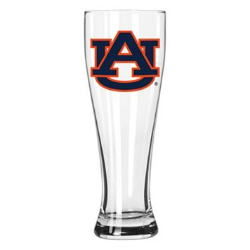 Boelter Auburn Tigers Clear Pilsner Glass