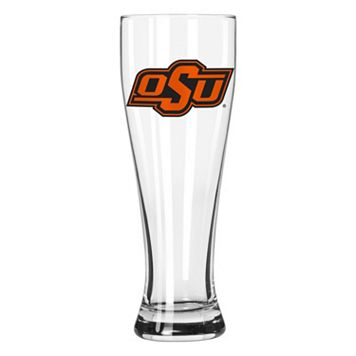 Boelter Oklahoma State Cowboys Clear Pilsner Glass
