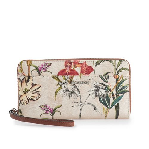 Women's Dana Buchman Mixed Values Ava Wristlet