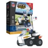OYO Sports Indianapolis Colts Buildable ATV 4-Wheeler with Mascot