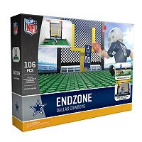 OYO Sports Dallas Cowboys 106-Piece Endzone Building Block Set