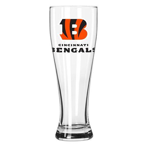 Boelter Cincinnati Bengals Clear Pilsner Glass