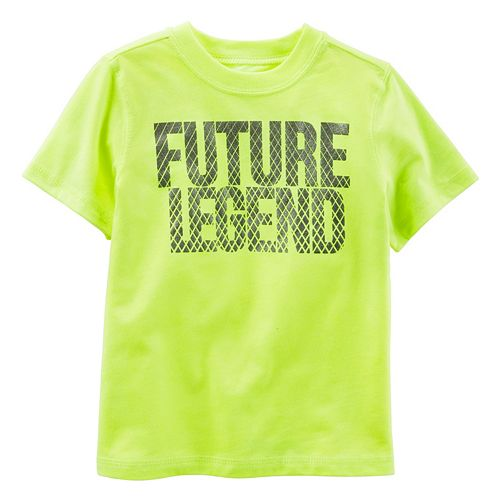 "Boys 4-8 Carter's ""Future Legend"" Graphic Tee"