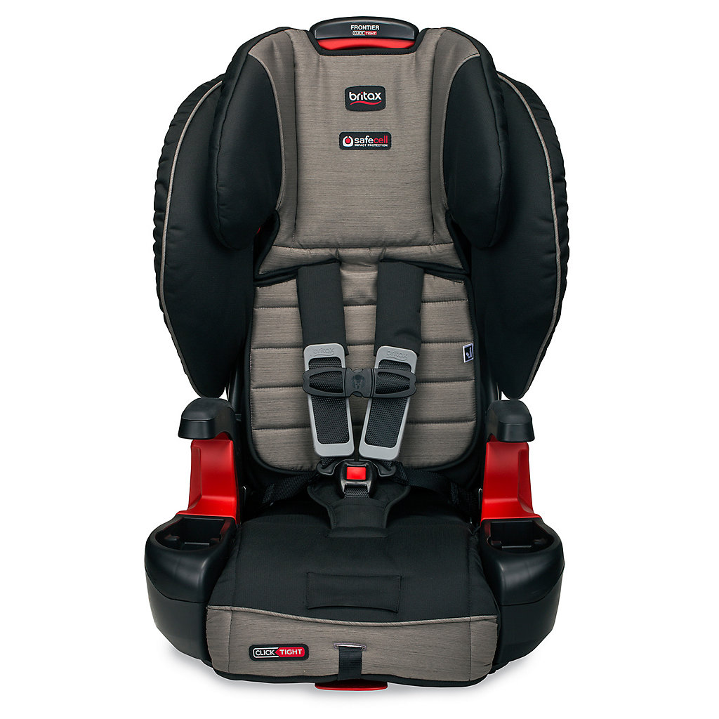 britax frontier slate strie g1 1 clicktight harness 2 booster car seat. Black Bedroom Furniture Sets. Home Design Ideas