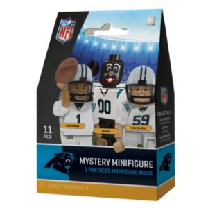 OYO Sports Carolina Panthers Minifigure Blind Pack
