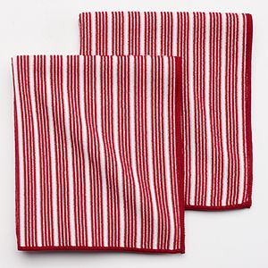 Food Network™ Microfiber Striped Kitchen Towel 2-pk.