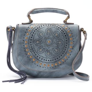 Mudd® Lina Perforated Crossbody Bag