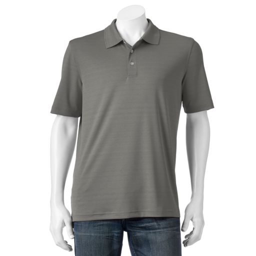 Men's Croft & Barrow® Classic-Fit Space-Dyed Performance Polo
