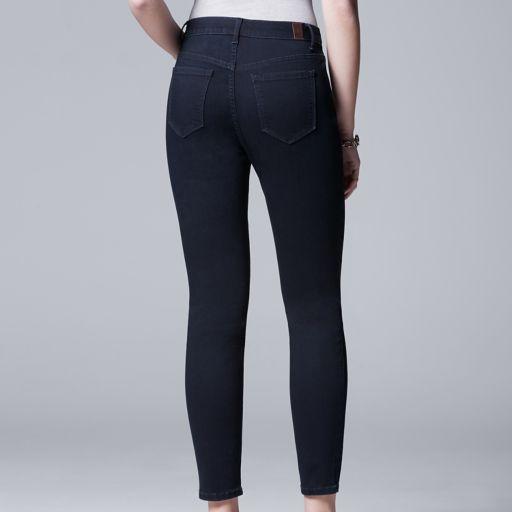 Women's Simply Vera Vera Wang Simply Separates Skinny Jeans