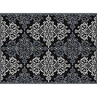 KHL Rugs Cambridge Bellatrix Medallion Rug