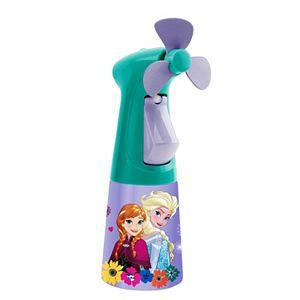 O2COOL Disney's Frozen Anna & Elsa Misting Fan