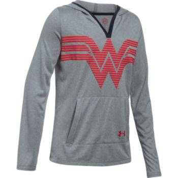 Girls 7-16 DC Comics Wonder Woman Tech Hoodie by Under Armour