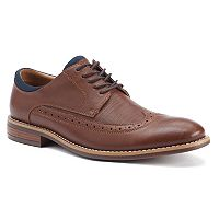 SONOMA Goods for Life™ Men's Wingtip Dress Shoes