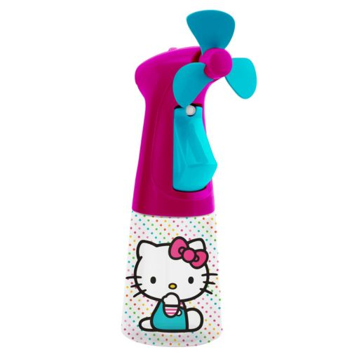 O2COOL Hello Kitty Misting Fan