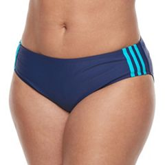 Plus Size adidas Light As Heather Sport Hipster Bottoms