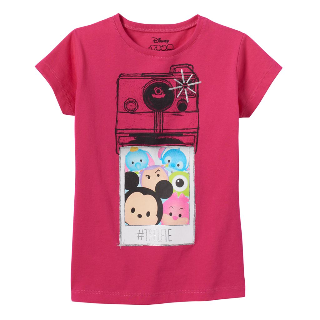 Disney's Tsum Tsum Girls 4-7