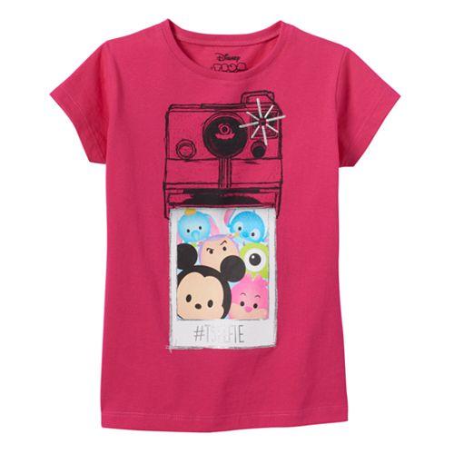 Disney's Tsum Tsum Girls 4-7