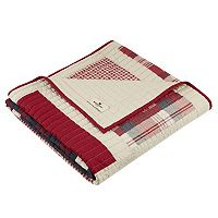 Woolrich Huntington Quilted Throw