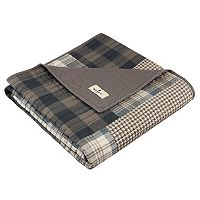 Woolrich Winter Plains Quilted Throw