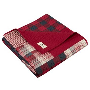 Woolrich Sunset Quilted Throw